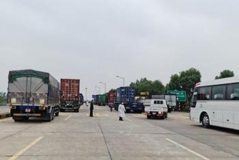 Bộ Giao thông gỡ rối cho xe chở nông sản Hải Dương đi Hải Phòng