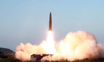 Triều Tiên lần đầu phóng tên lửa dưới thời Tổng thống Mỹ Joe Biden