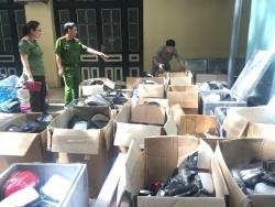 Đánh sập đường dây cực khủng chuyên trộm cắp, mua bán phụ tùng ôtô siêu sang trên địa bàn Hà Nội