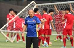 HLV Park cho U22 Việt Nam tập luyện 2 ngày rồi... giải tán