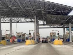 Trục trặc thu phí không dừng gây ùn tắc trên cao tốc Pháp Vân- Ninh Bình