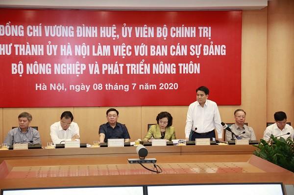 ha noi de xuat ha thap mat de tu cau chuong duong den luong yen giu nguyen tuong be tong