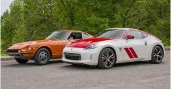 10 điều có thể bạn chưa biết về dòng xe Nissan Z