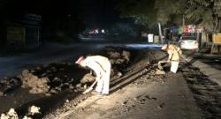 Trích xuất camera tìm xe tải đổ bùn đất trên đường Hồ Chí Minh