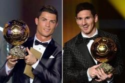 Ronaldo và Messi mất cơ hội đoạt Quả bóng Vàng FIFA 2020