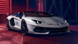 Lamborghini Aventador SVJ bản Mây sao Thổ có gì đặc biệt?
