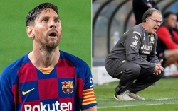 Messi bất ngờ muốn HLV của Leeds sang hồi sinh Barca