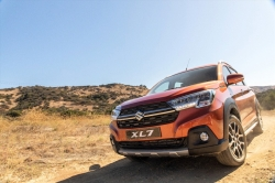Suzuki XL7 hoàn toàn mới – Lựa chọn thông minh cho gia đình Việt