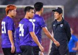 Đội tuyển Thái Lan gặp vấn đề với HLV Nishino