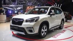 Chỉ xe Subaru Forester ở thị trường Việt Nam mới gặp lỗi nổi đèn báo kiểm tra động cơ