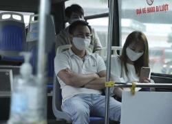 Hà Nội: Tái triển khai các biện pháp phòng, chống Covid-19 trên xe buýt