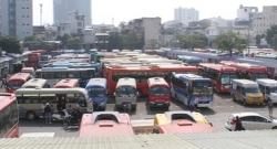 TP Hồ Chí Minh dừng hoạt động vận tải hành khách liên tỉnh đến Đà Nẵng