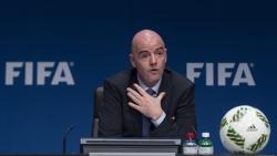 Chủ tịch FIFA Gianni Infantino bị cáo buộc tham nhũng và đi đêm