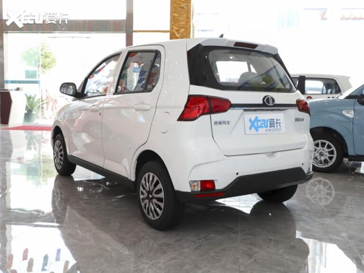 Khám phá mẫu xe điện 4 chỗ của Trung Quốc, giá từ 95 triệu đồng - 2