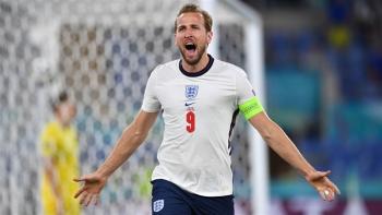 EURO 2020 ngày 8/7: Kane cân bằng kỷ lục ghi bàn của huyền thoại Lineker