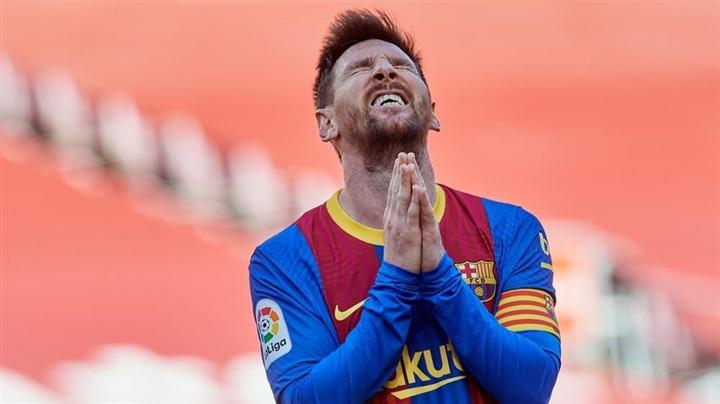 Messi giảm lương 50% là chiêu trò của Barcelona - 1