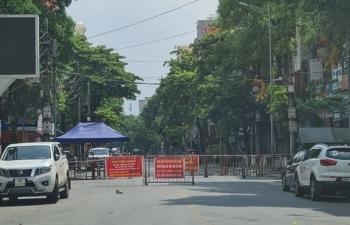 TP Bắc Ninh lấy mẫu xét nghiệm SARS-CoV-2 cho cơ quan, doanh nghiệp