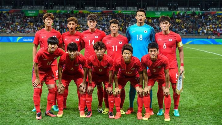 Nhận định bóng đá Hàn Quốc vs New Zealand bảng B Olympic Tokyo - 1
