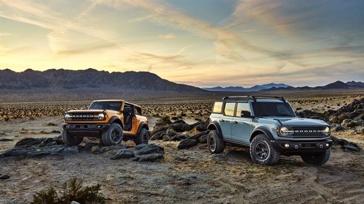 5 mẫu SUV/crossover tốt nhất thị trường thế giới - 2