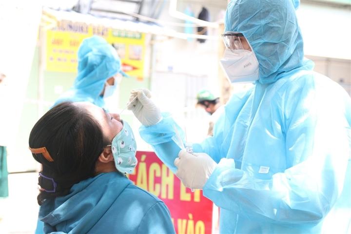 TP.HCM thêm một chuỗi lây nhiễm COVID-19 ở quận Bình Thạnh - 1