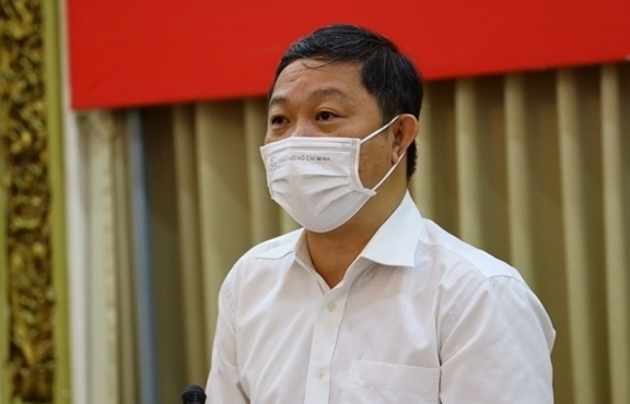 Hơn 14.000 y bác sĩ đang tham gia chống dịch ở TP.HCM