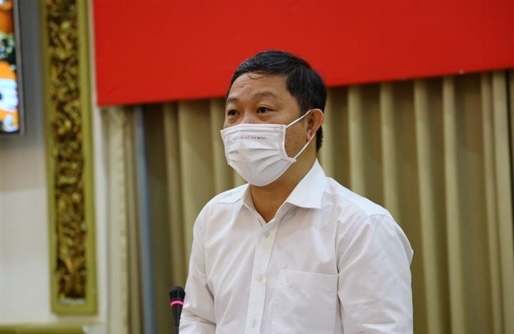 Hơn 14.000 y bác sĩ đang tham gia chống dịch ở TP.HCM - 1