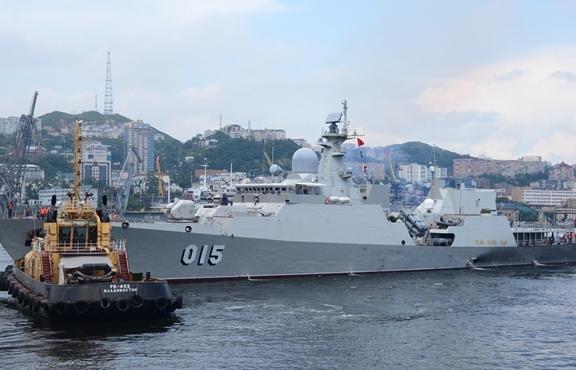 Sức mạnh bộ đôi tàu hộ vệ tên lửa Việt Nam vừa đến Nga tham gia Army Games 2021