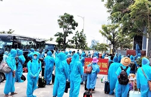 Đà Nẵng thêm 37 F0, chuỗi lây nhiễm công ty Việt Hoa 7 ca
