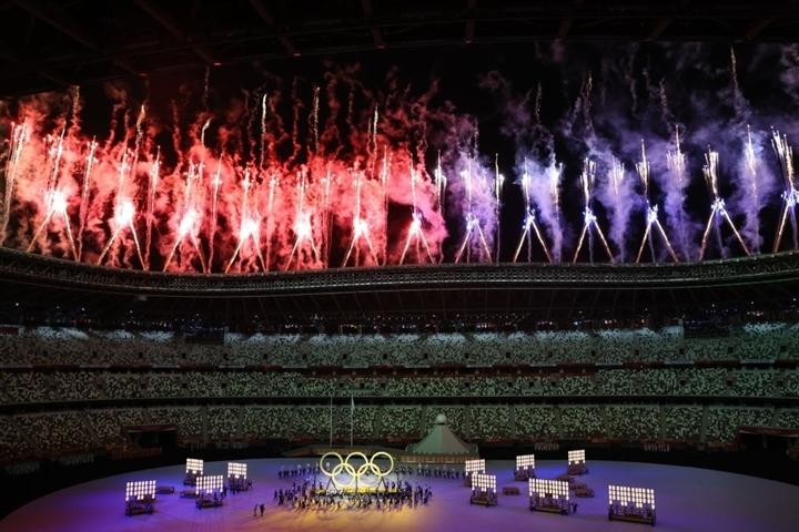Trực tiếp khai mạc Olympic Tokyo 2020 - 7