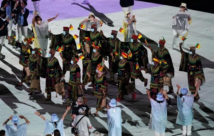 Trực tiếp khai mạc Olympic Tokyo 2020 - 4