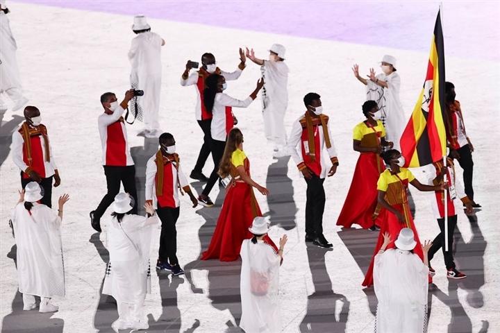 Trực tiếp khai mạc Olympic Tokyo 2020 - 2