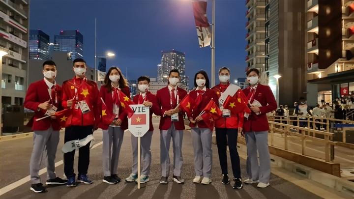 Trực tiếp khai mạc Olympic Tokyo 2020 - 12