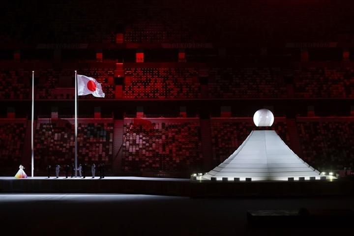 Trực tiếp khai mạc Olympic Tokyo 2020 - 11