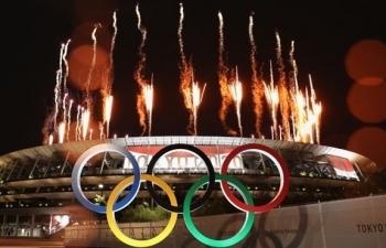 Olympic Tokyo 2020: Lễ khai mạc rực rỡ, Naomi Osaka thắp đài lửa