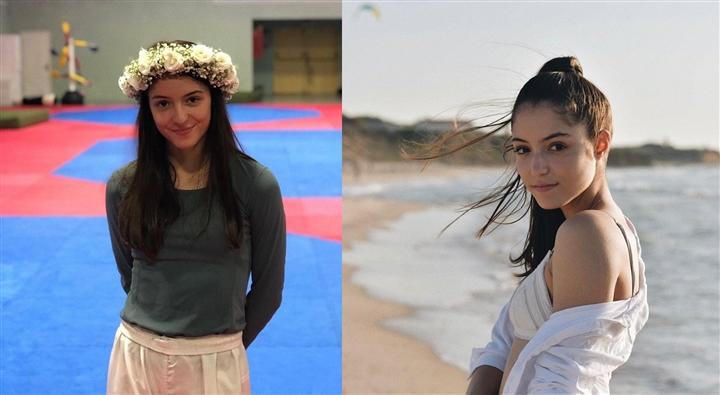 Olympic Tokyo 2020: Vẻ đẹp hút hồn của nữ võ sĩ Israel gây sốt dân mạng - 4