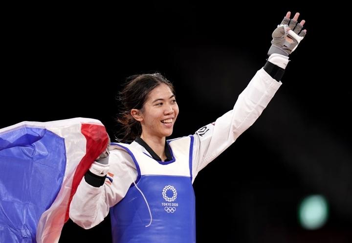 Olympic Tokyo 2020: Thái Lan giành HCV, Indonesia có HCĐ - 1