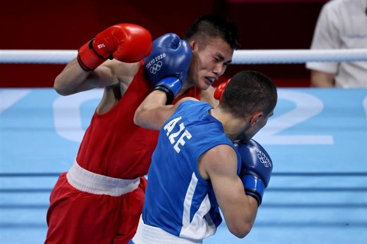 Trực tiếp Olympic Tokyo 2020: Nguyễn Văn Đương thắng võ sĩ Azerbaijan - 1