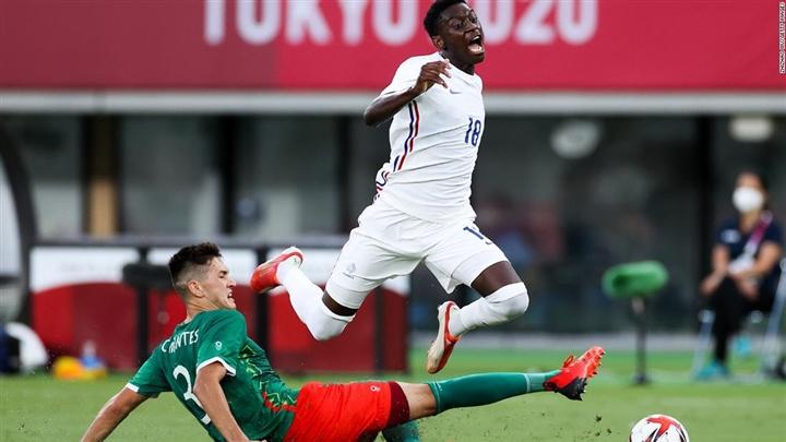 Nhận định bóng đá Nhật Bản vs Mexico bảng A Olympic Tokyo - 3