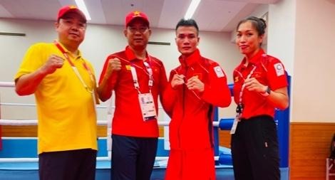 Chờ đợi Boxing Việt Nam tiếp tục lập kỳ tích