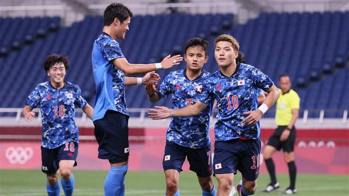 Đánh bại Mexico, Nhật Bản đặt một chân vào tứ kết Olympic Tokyo - 1