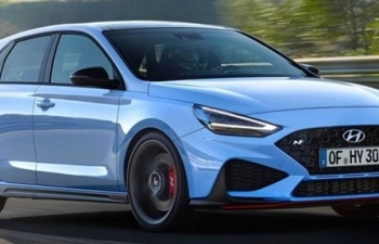5 mẫu ô tô Hàn Quốc mới tốt nhất năm 2021