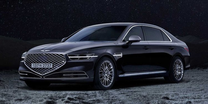 5 mẫu ô tô Hàn Quốc mới tốt nhất năm 2021 - 5
