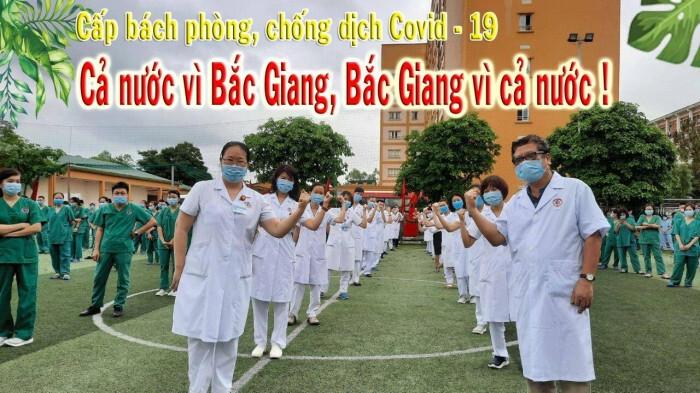 Bắc Giang kiểm soát được dịch COVID-19, 15 ngày không có ca nhiễm cộng đồng - 1