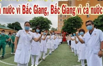 Bắc Giang kiểm soát được dịch COVID-19, 15 ngày không có ca nhiễm cộng đồng