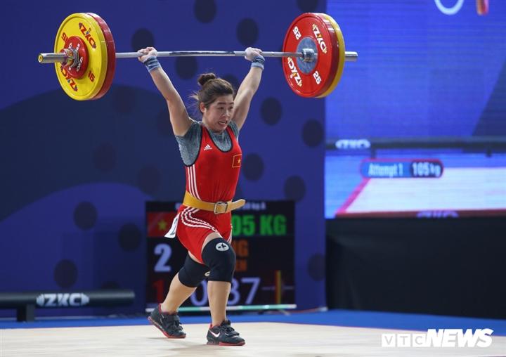 Trực tiếp Olympic Tokyo 2020: Chờ huy chương từ Hoàng Thị Duyên  - 1