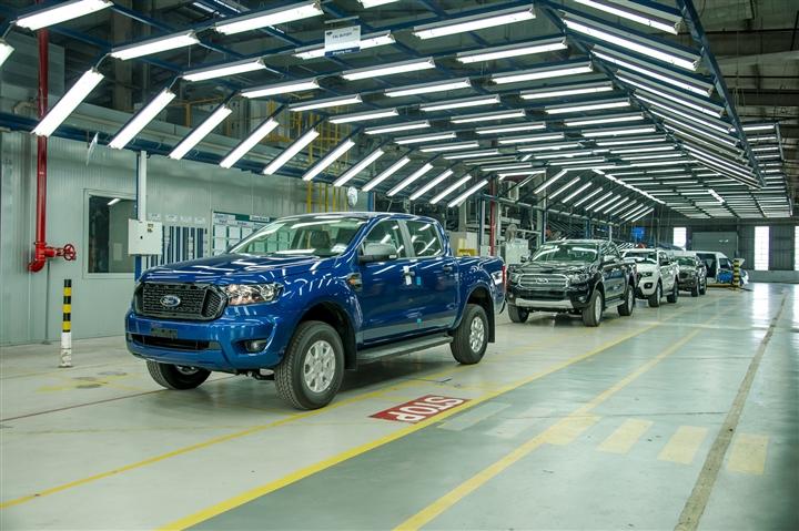 Ford Ranger Việt Nam đánh dấu cột mốc 20 năm có mặt tại Việt Nam - 3