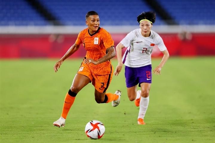 Bóng đá nữ Olympic Tokyo 2020: Tái hiện chung kết World Cup Hà Lan vs Mỹ - 1