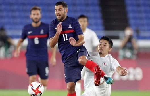 Olympic Tokyo: Kubo tỏa sáng, Nhật Bản đè bẹp Pháp 4-0