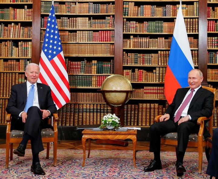 Mỹ, Nga đàm phán chiến lược hạt nhân - 1