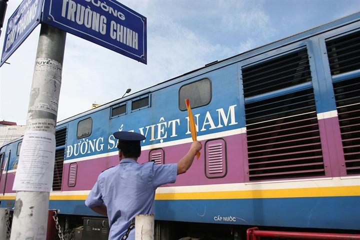 Kiến nghị cơ cấu lại Tổng công ty Đường sắt Việt Nam - 1